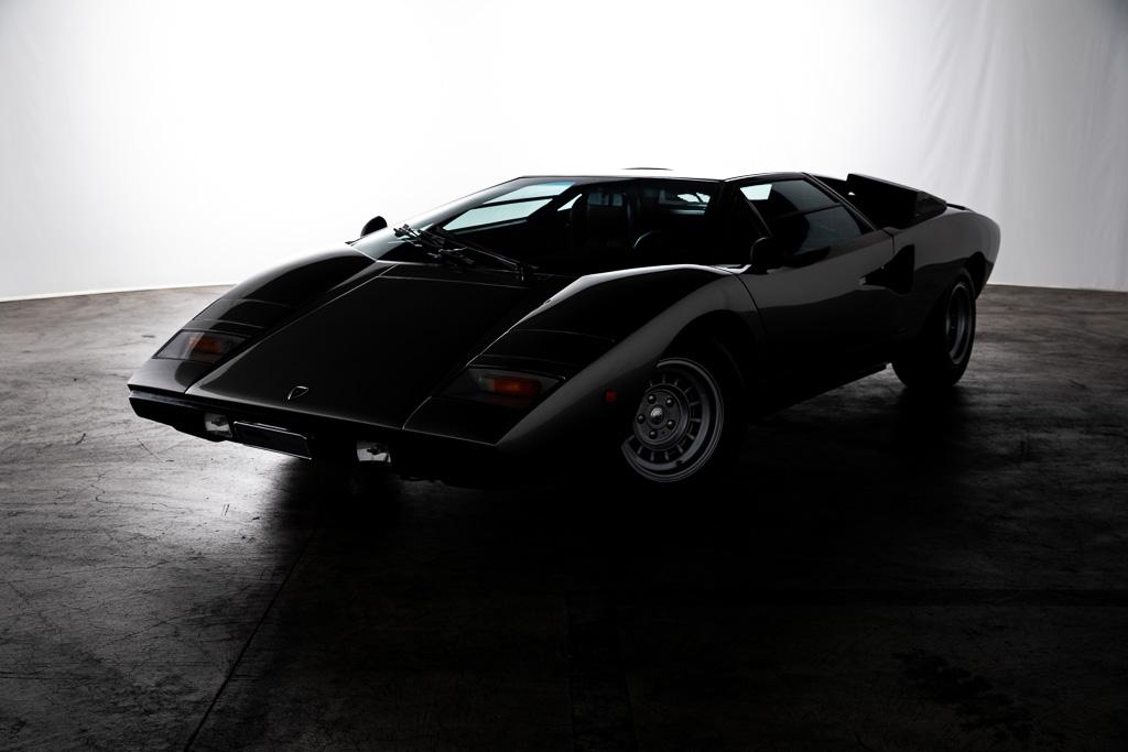 Lamborghini Countach Lp400 1974