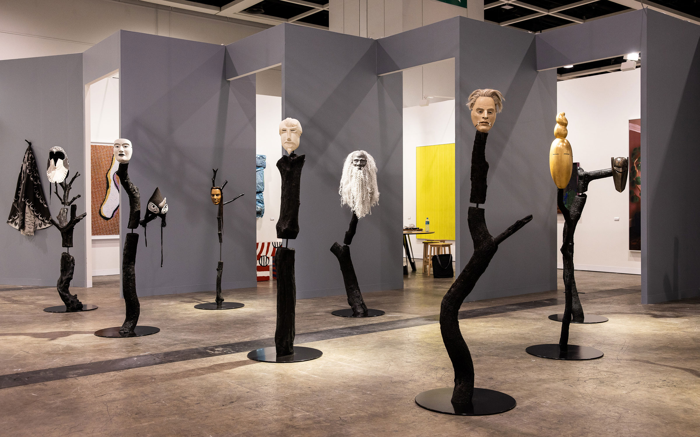 D Art Exhibition Hong Kong : Art basel s show in hong kong hong kong