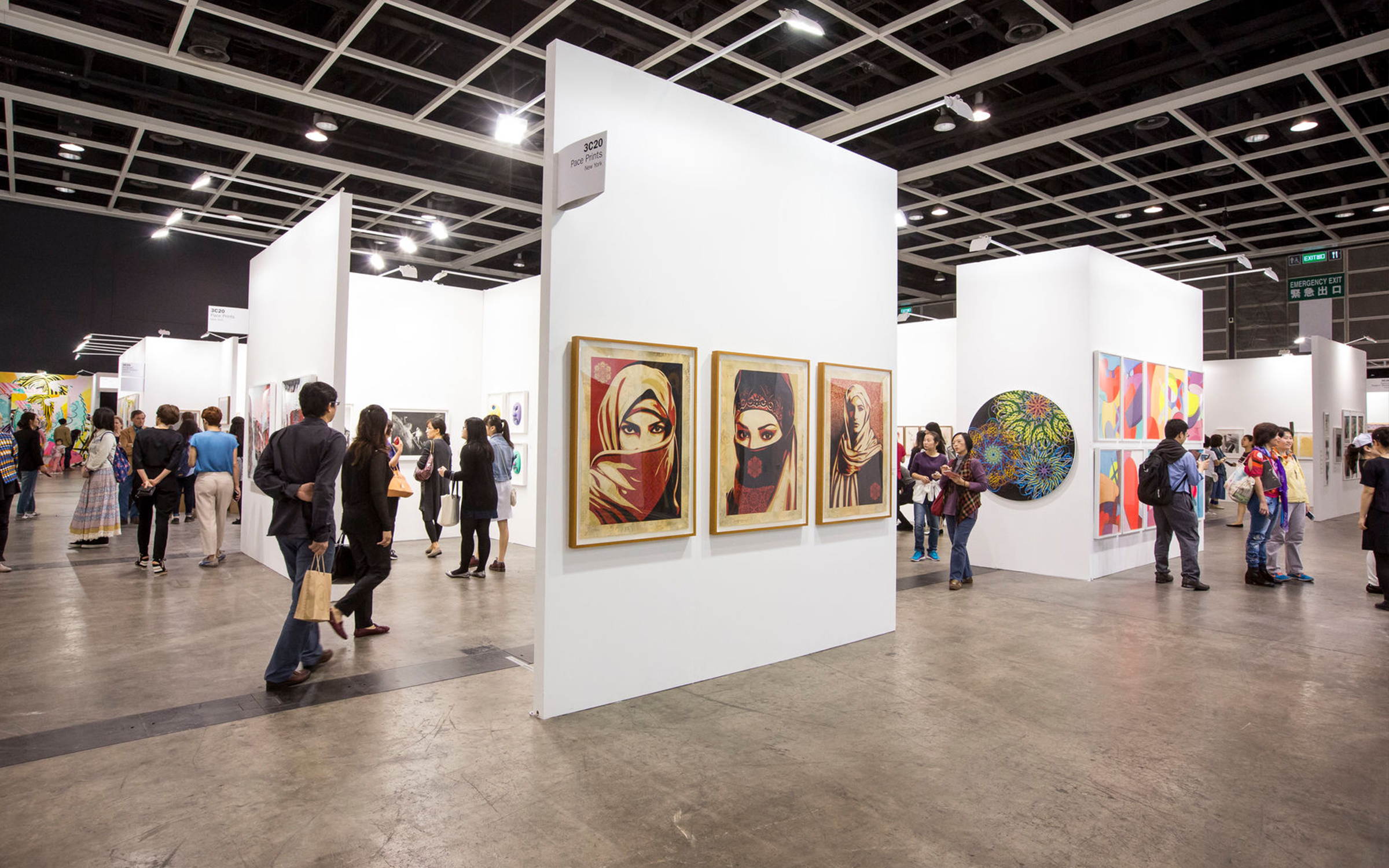 D Exhibition Hk : Art basel