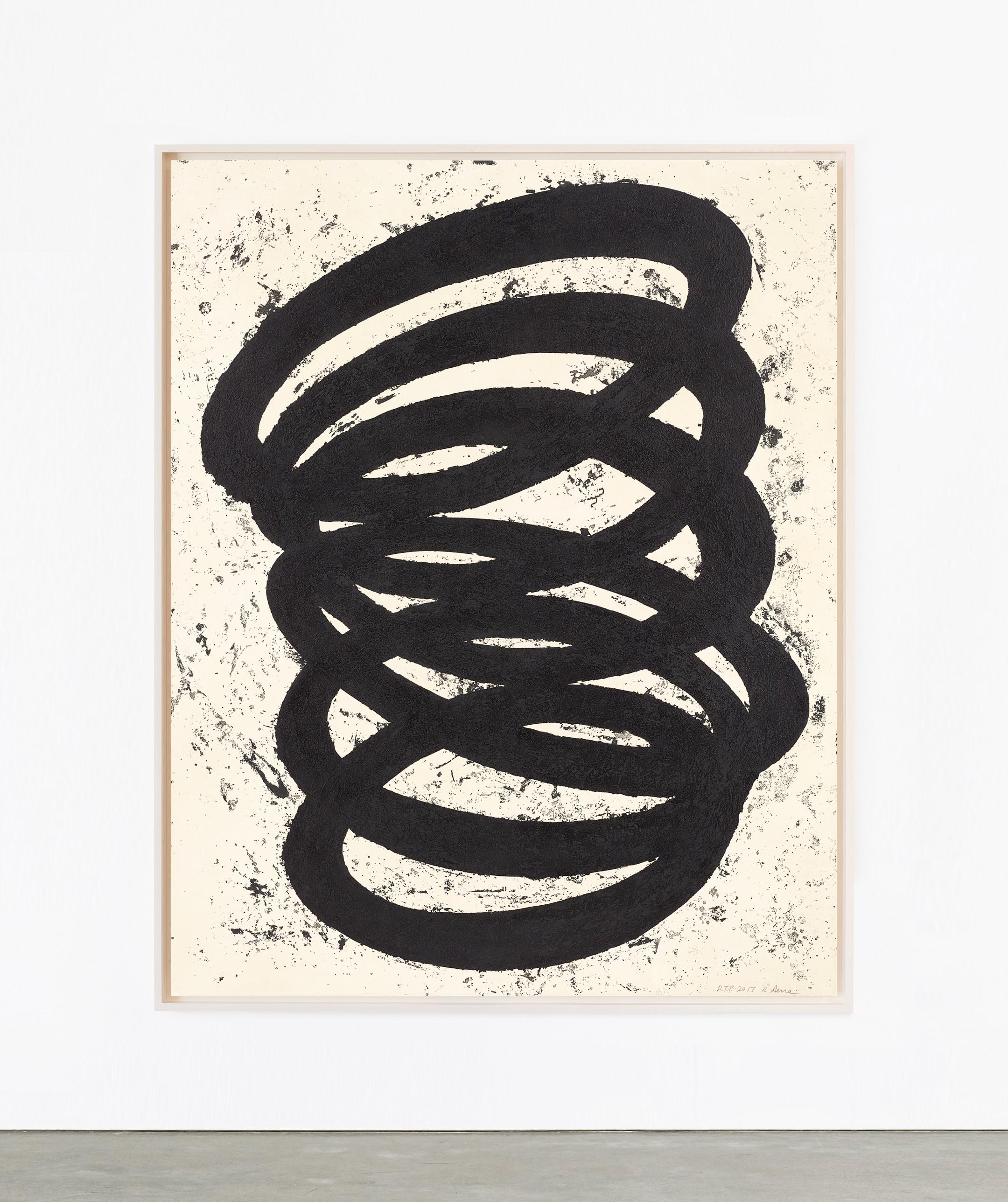 Richard Serra | Finally Finished IV | Art Basel