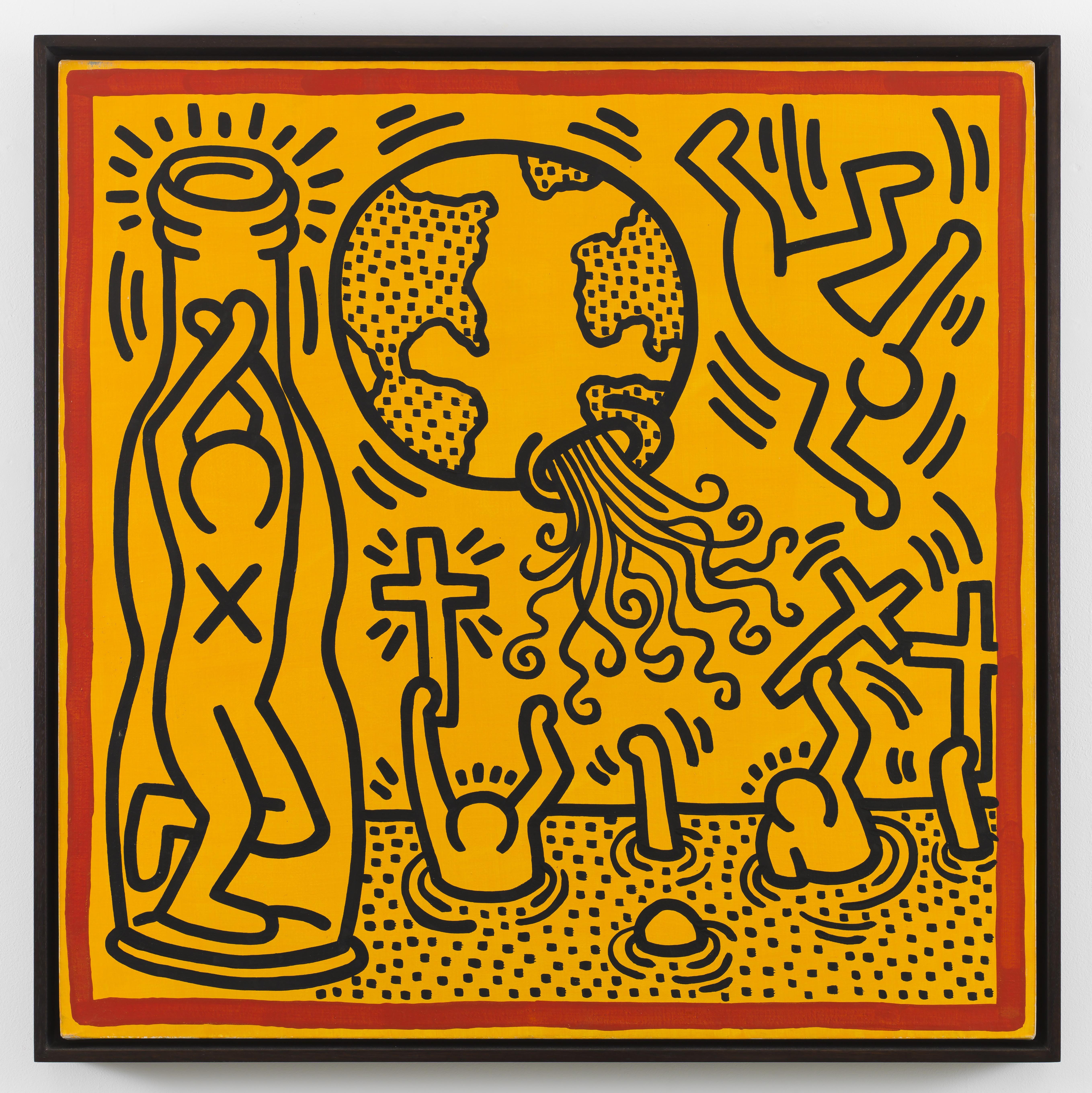 Keith Haring | Untitled | Art Basel