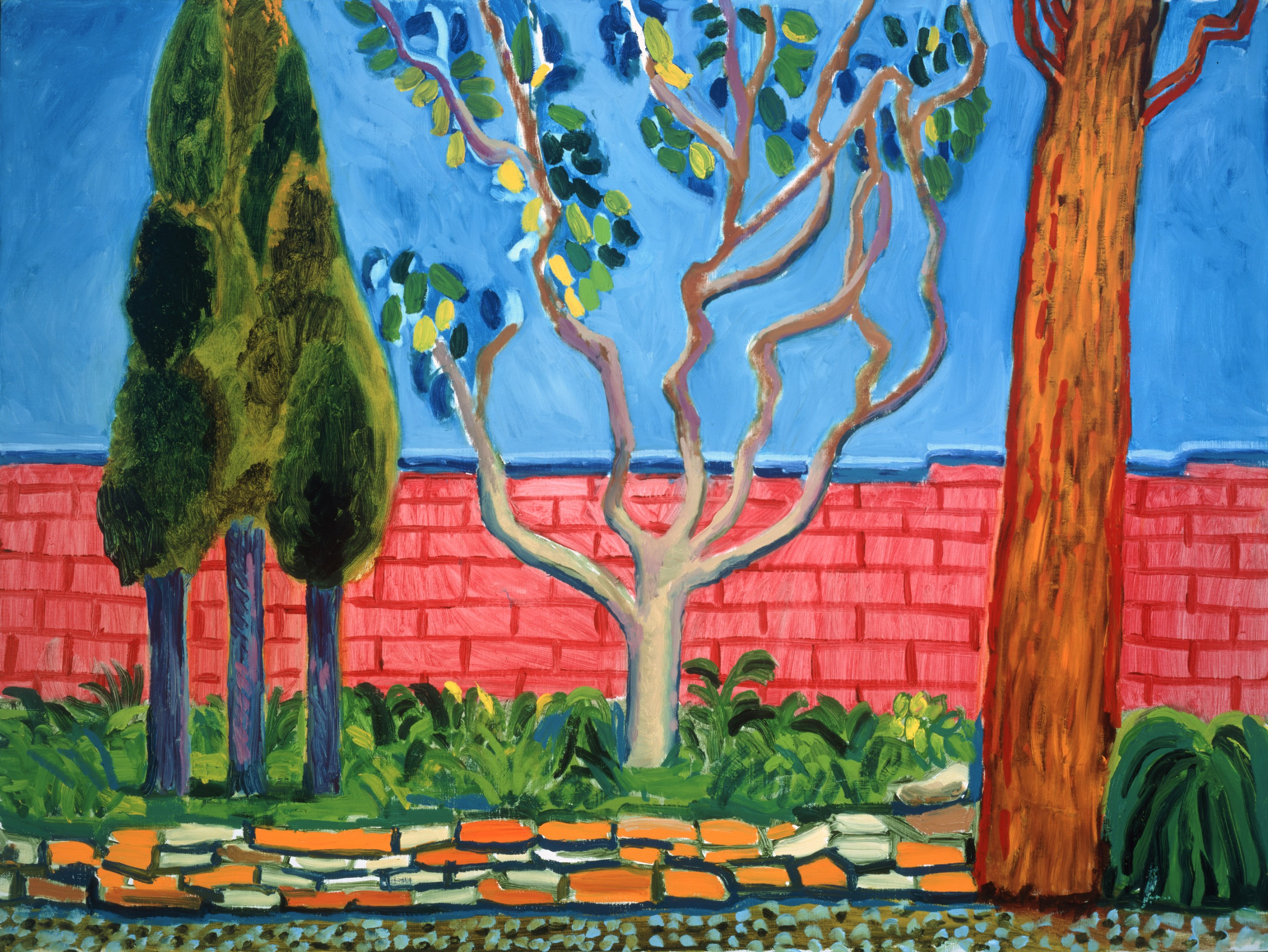Favori David Hockney | Art Basel CA64