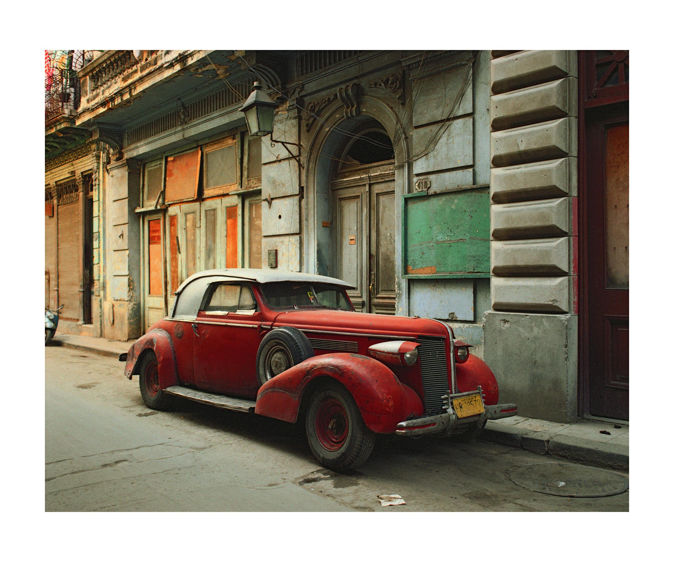 Robert Polidori   Vintage Car with Composite Parts, Habana Vieja ...
