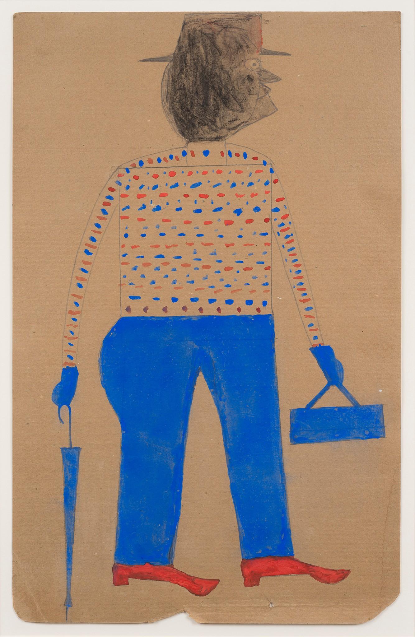 Bill Traylor Paintings