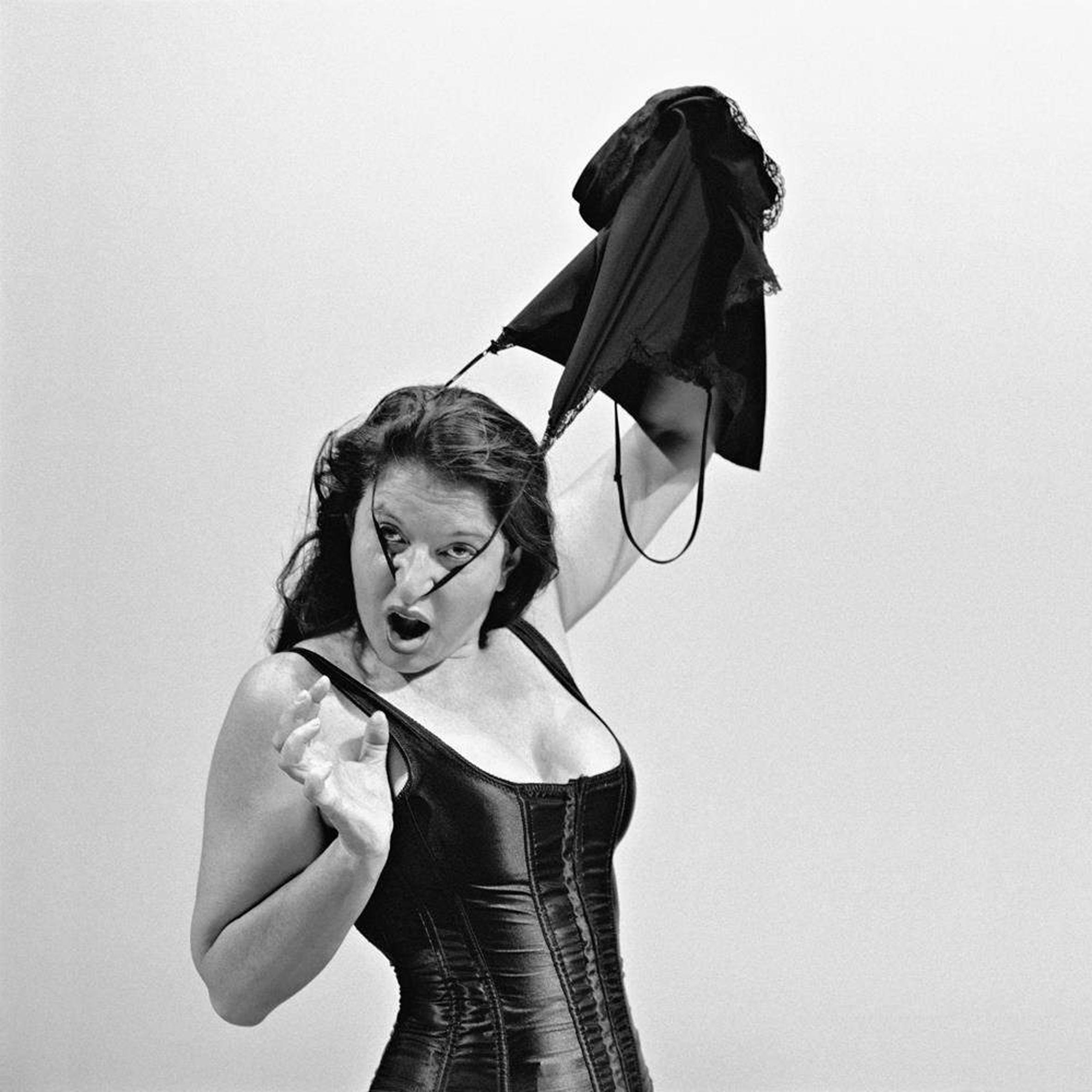 Marina Abramovic Nude Photos 30