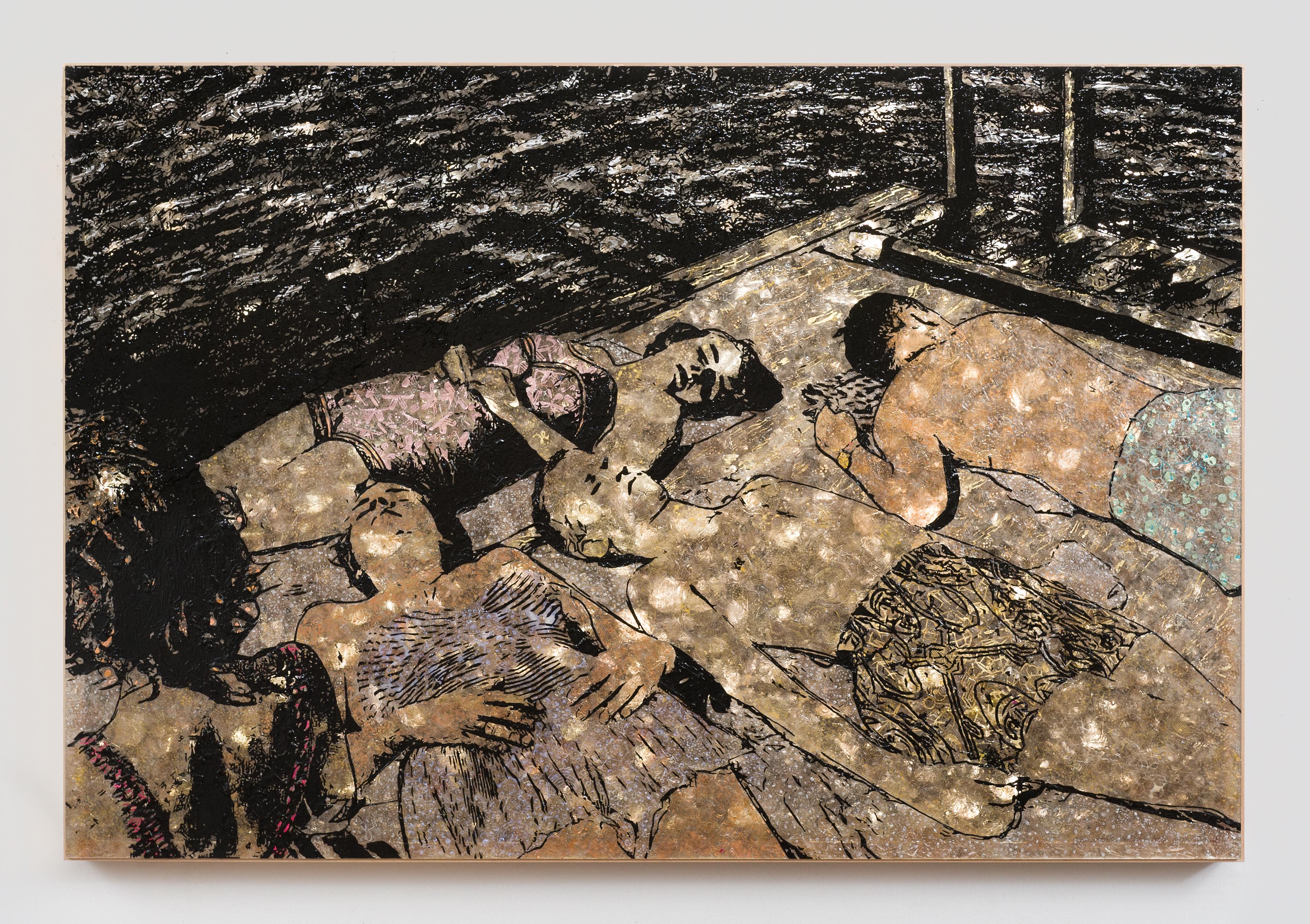 Jane Hammond | Dock | Art Basel