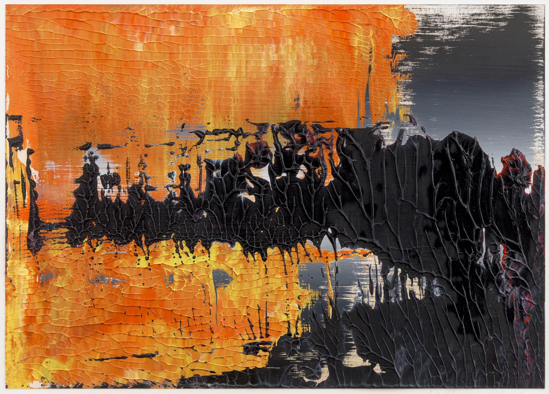 Gerhard Richter Paintings (English)