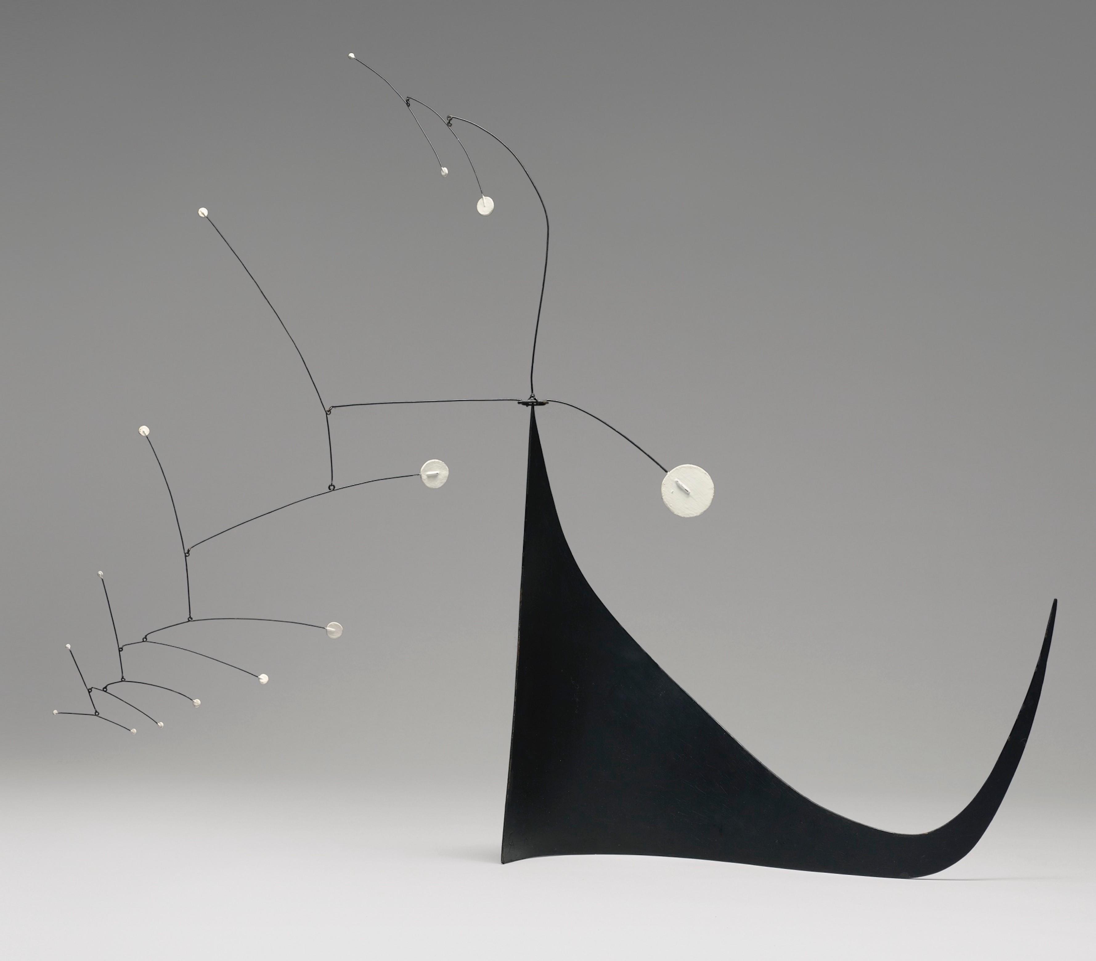 Alexander Calder   Gypsophila on Black Skirt   Art Basel