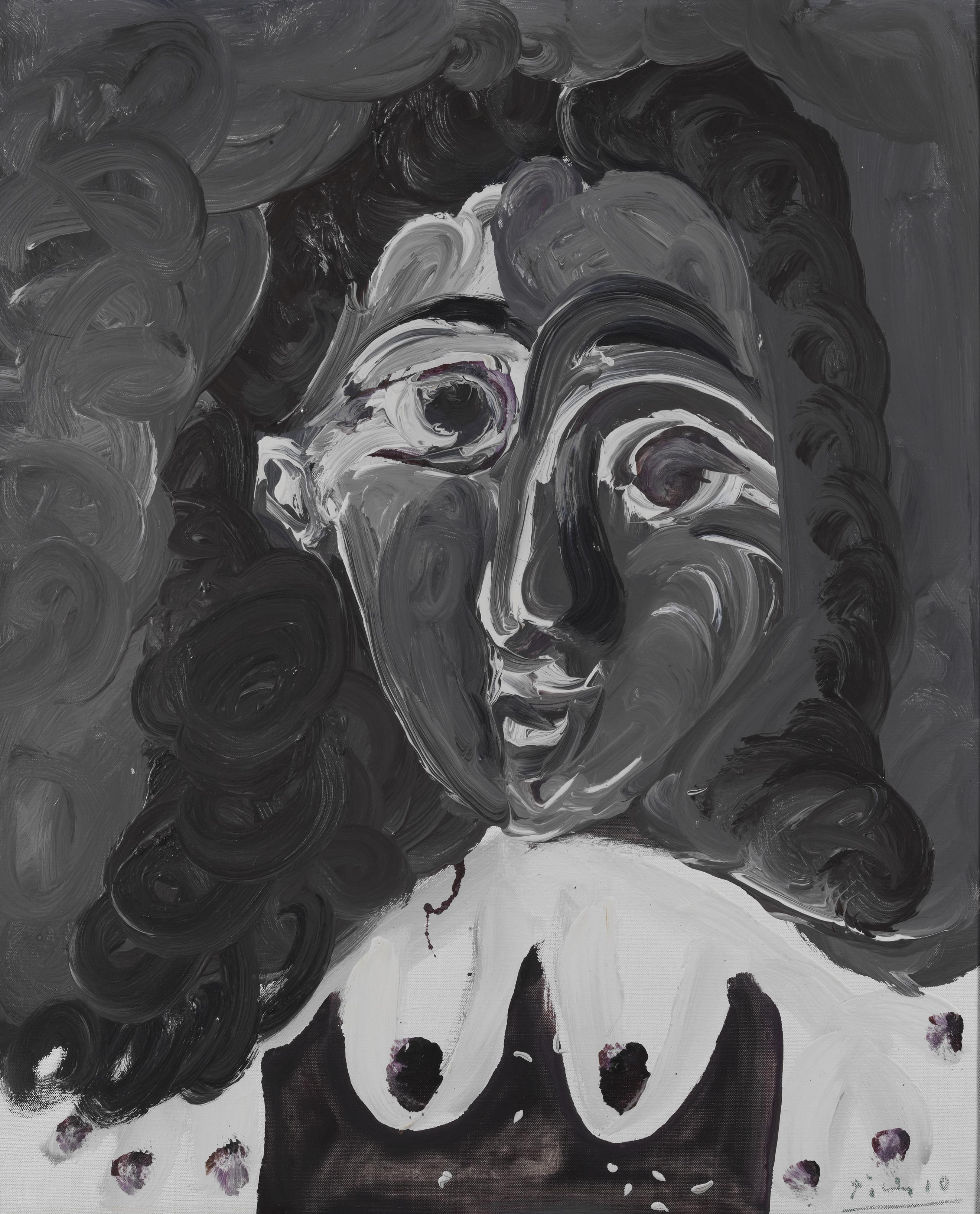 Pablo Picasso | Buste de femme | Art Basel