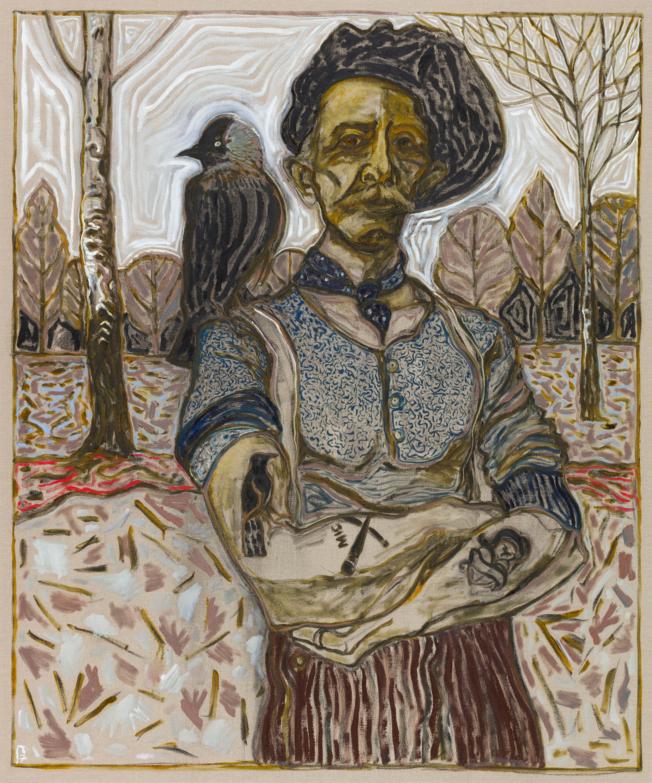 Image result for billy childish jackdaw