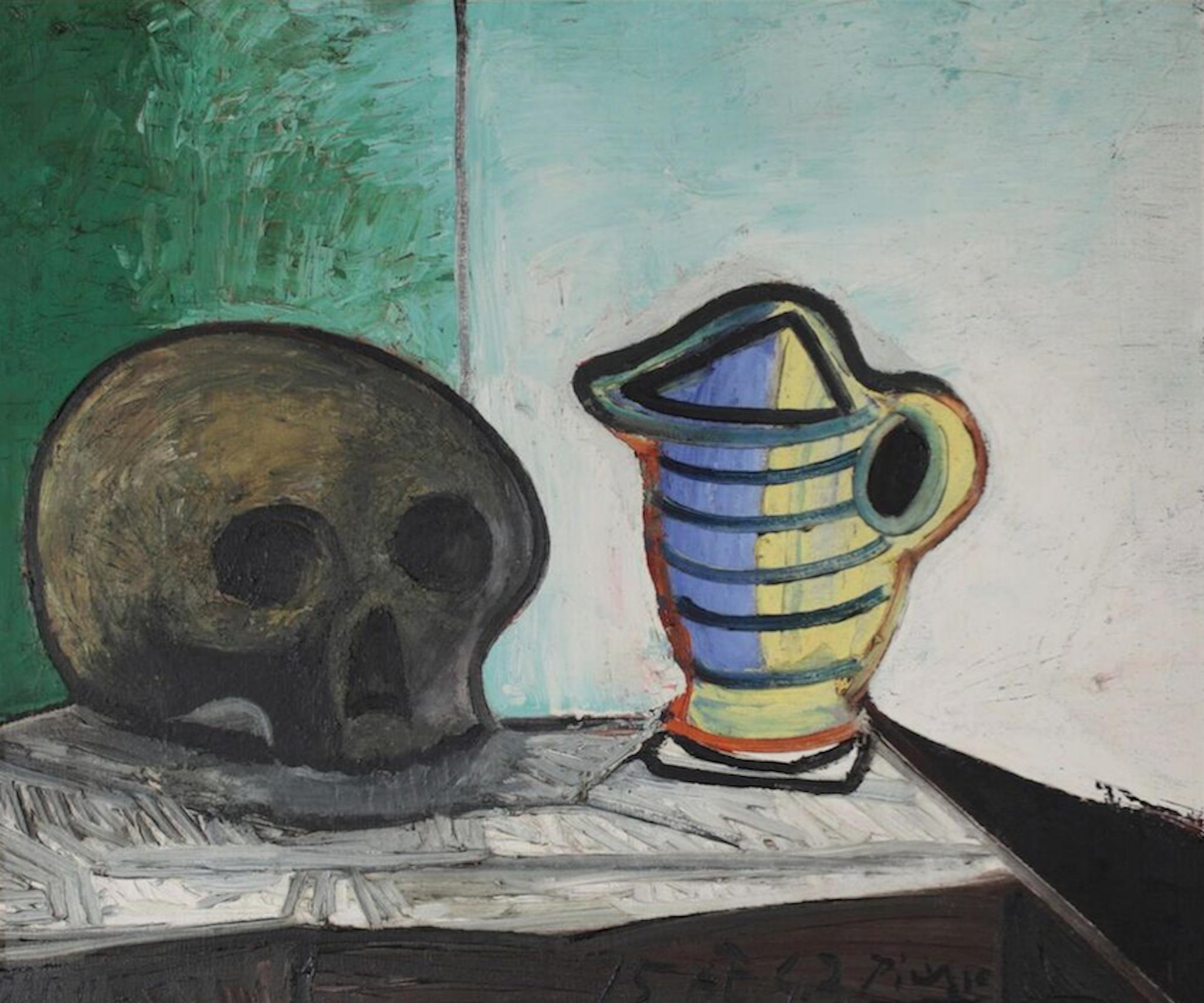 Pablo Picasso | Nature morte au crâne et au pot | Art Basel