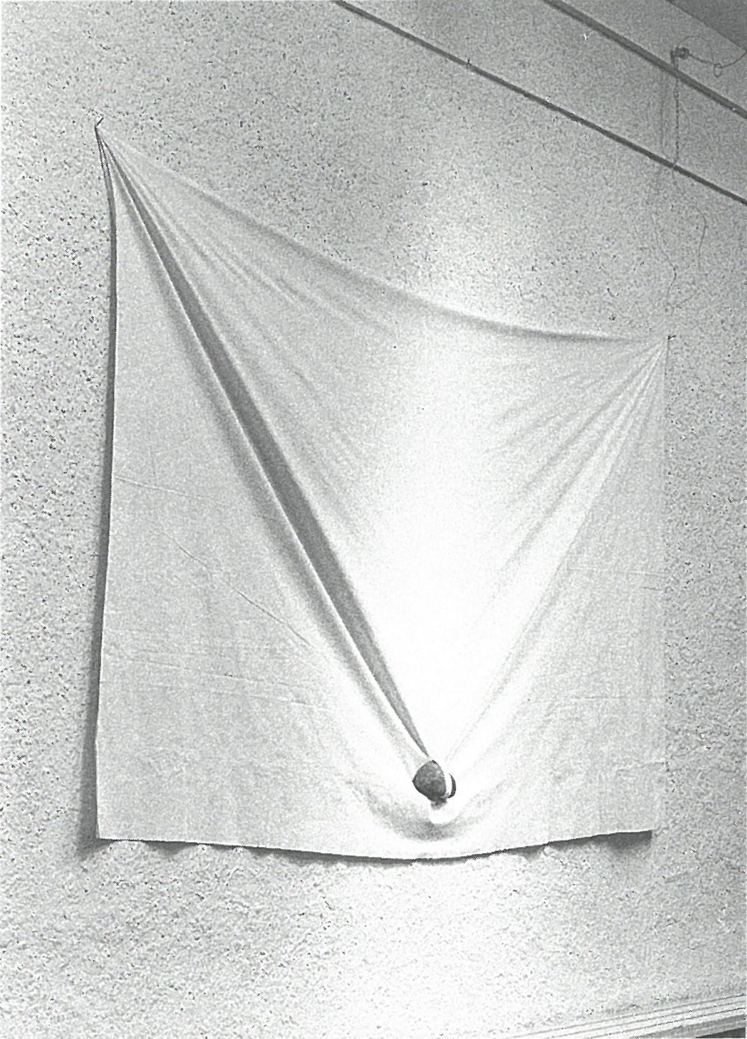 Triangle cloth