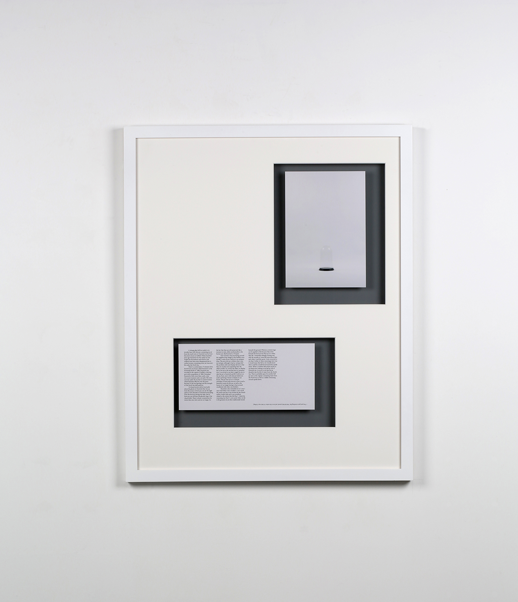 Ryan Gander | Pushed into a corner by the logic of my own making ...