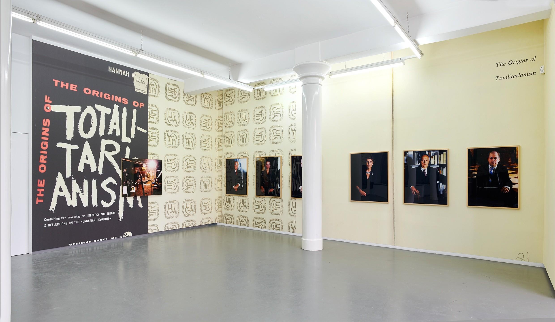 Clegg & Guttmann | Wallpaper - Hannah Arendt - The Origins of ...