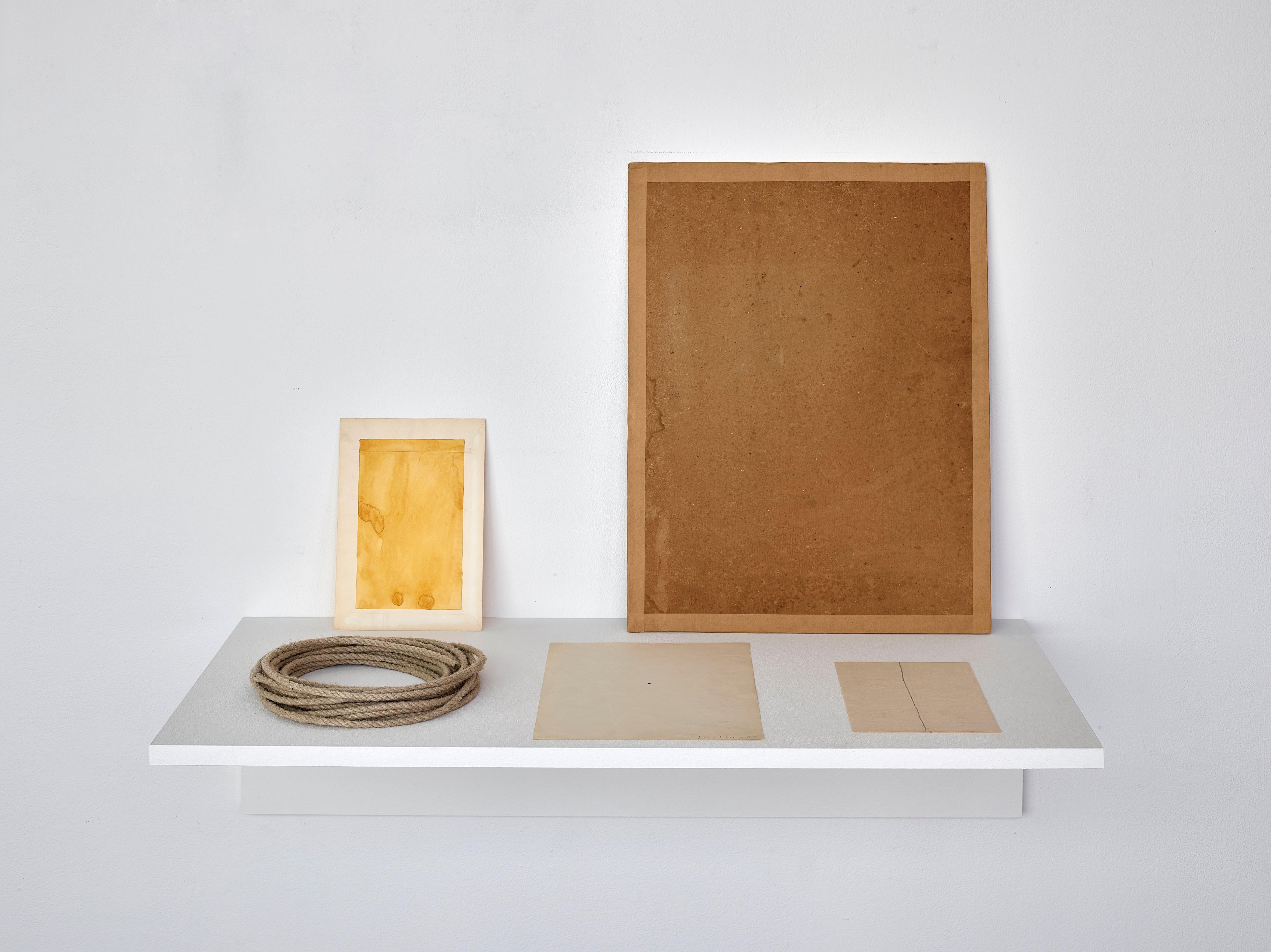Franz Erhard Walther | Rahmenarbeit | Art Basel