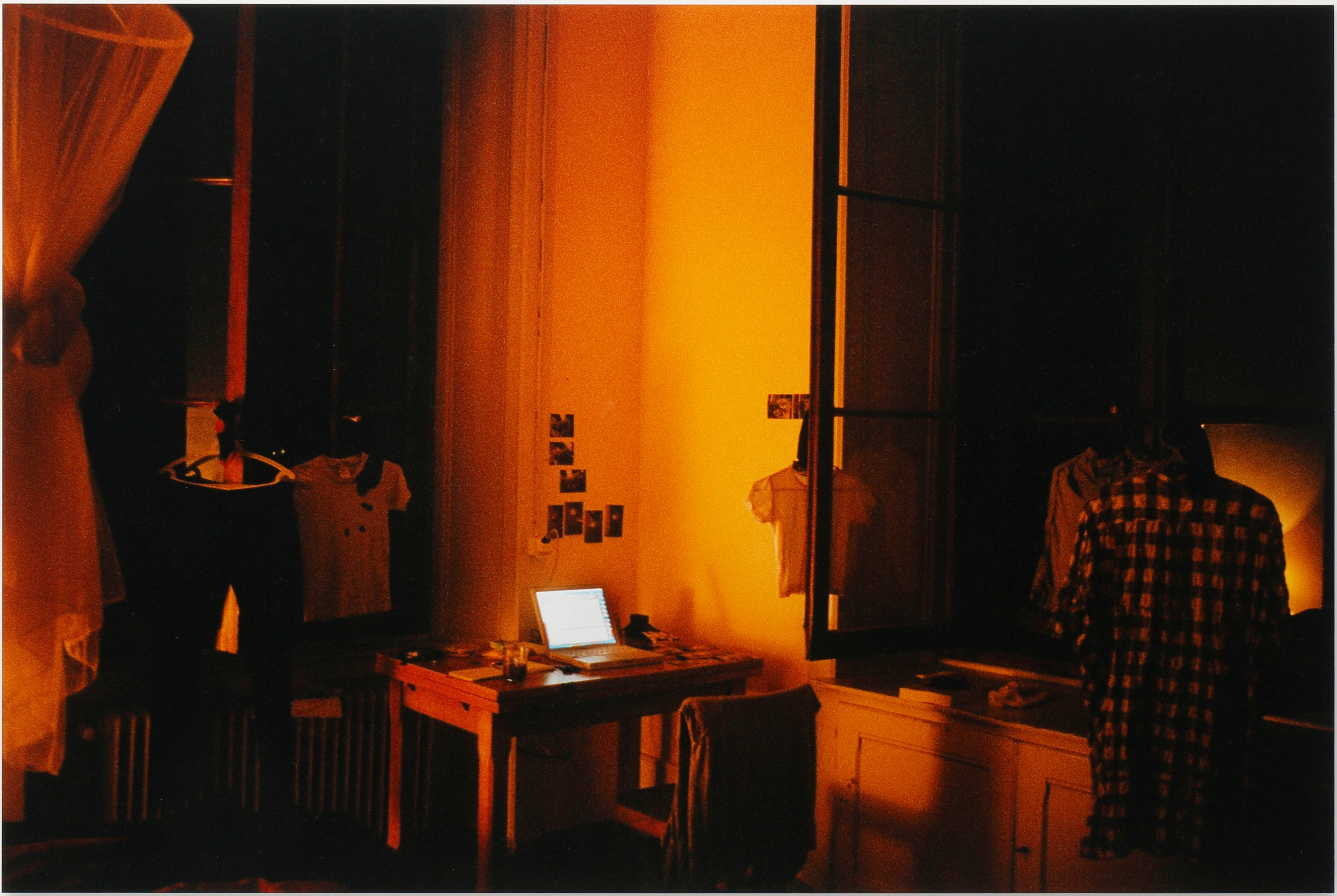 Our Bedroom Night 2007 By Yurie Nagashima